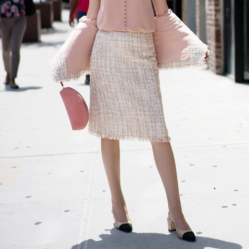 (3 weeks) no.6 : H Skirt
