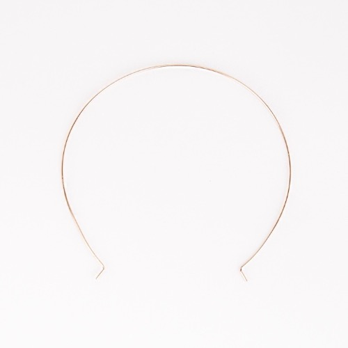 Sylvain le Hen : Hair Ring 031 (Rose Gold)