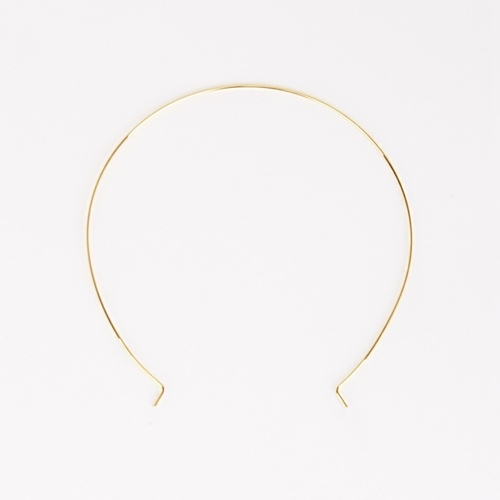 Sylvain le Hen : Hair Ring 031 (Gold)